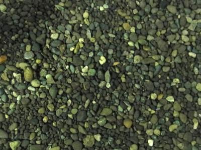 画像1: 天然川砂利 1分目 20kg 貝混じり無い永久使用 (1)